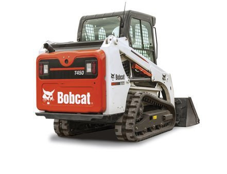 New Compact Track Loader Bobcat sold on ITT Mach10