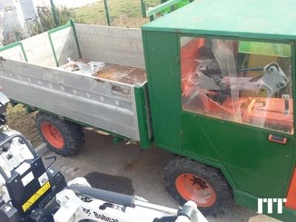 Cereal tipping trailer Goldoni 324 - 1