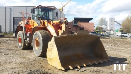 Wheeled Loader Doosan DL450-3 - 2