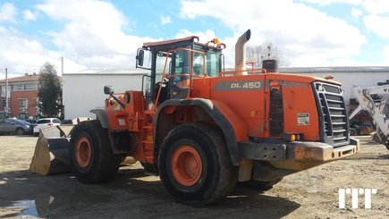 Wheeled Loader Doosan DL450-3 - 1
